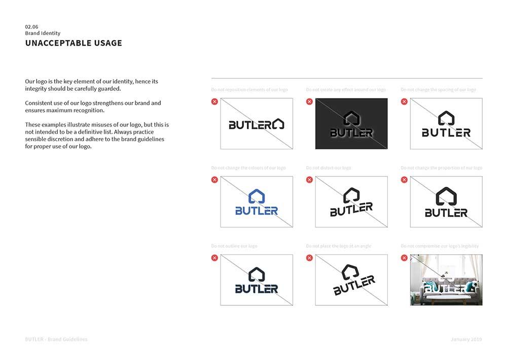 app startup logo design