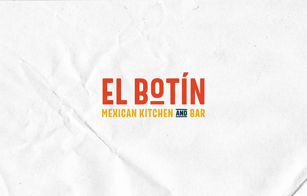 mexican restaurant kitchen bar logo design