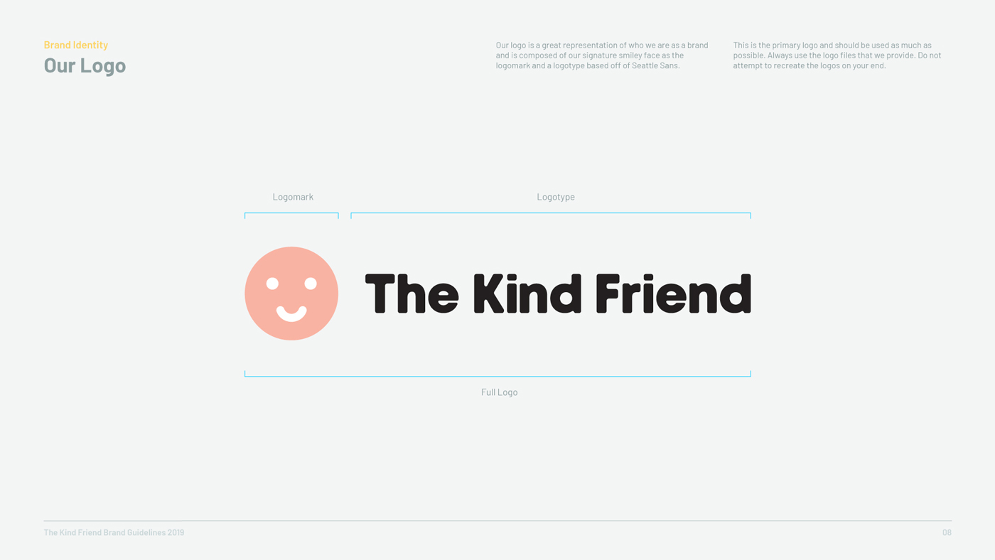 The Kind Friend Identity 20