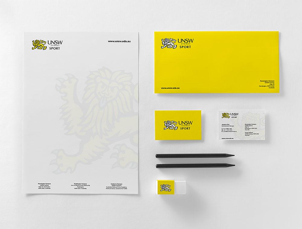 UNSW-Sport-branding