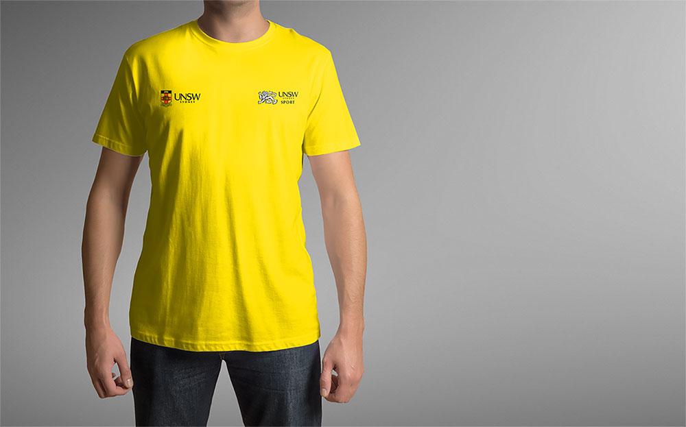 UNSW-Sport-tshirt